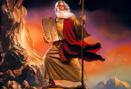 moses with the ten commandments the bible 27076062 500 3411 Adult XXX Pictures